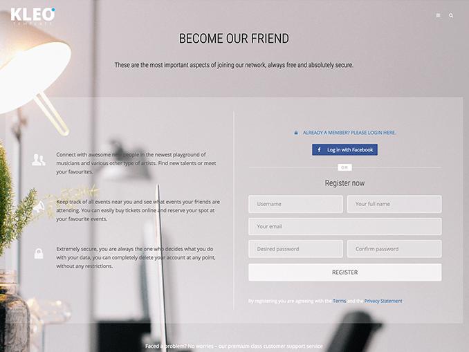 kleo_register