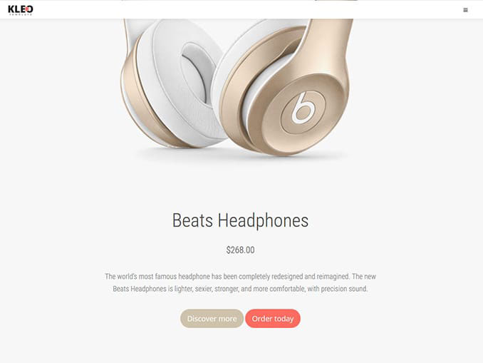 product_landing_page